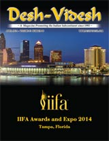 Desh Videsh - IIFA Awards and Expo 2014 Tampa, Florida