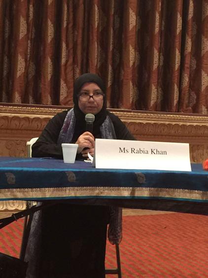 Ms. Rabia Khan