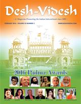 Desh Videsh 2302 - 2016 Padma Awards