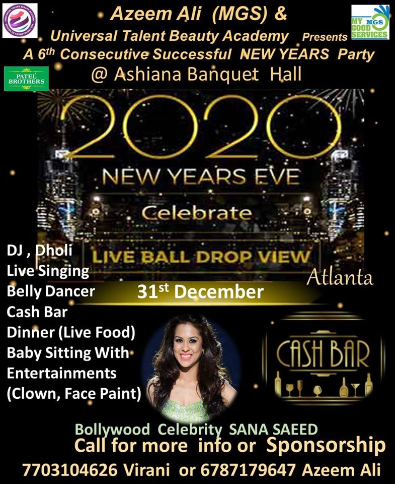 2020 New Years Eve Party in Norcross