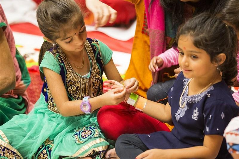 BAPS Kids™ Diwali Celebration