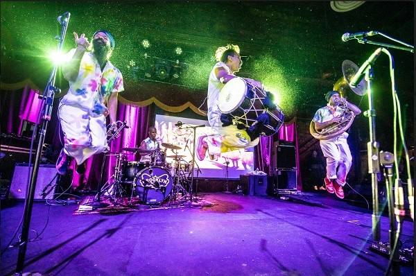 Colorfest 2020 Featuring Red Baraat in Cutler Bay
