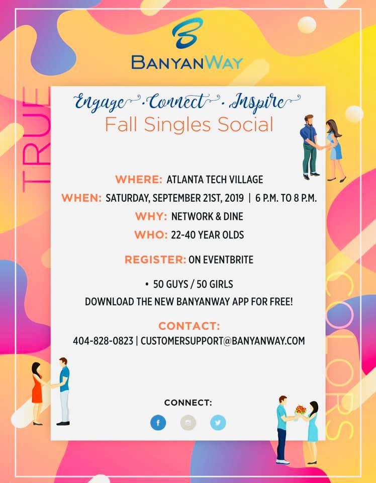 FALL Singles Social