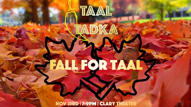 Fall For Taal End of Semester Concert in Atlanta