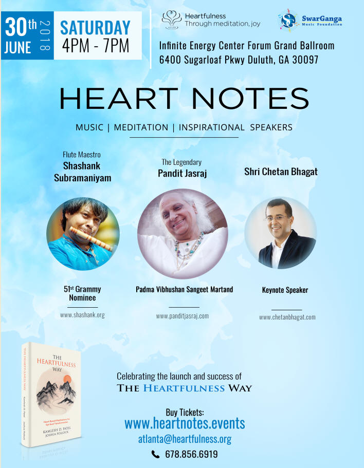 Heart Notes with Chetan Bhagat & Pandit Jasraj