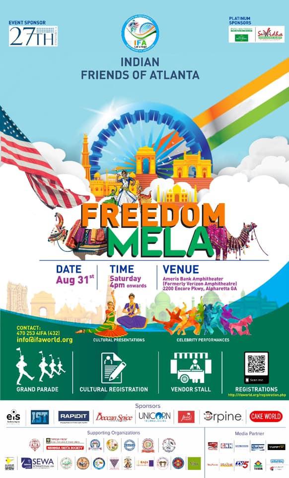 IFA Freedom Mela - 2019