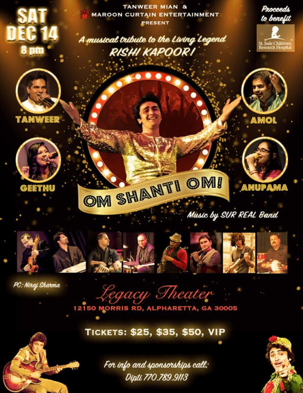 Om Shanti Om : Tribute to Rishi Kapoor