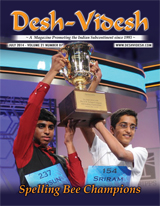 Desh Videsh 2107 - Spelling Bee Champions