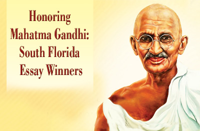 About Mahatma Gandhi Essay in English