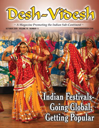 Indian Festivals Going Global Getting Polular