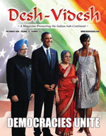 Prime Minister Manmohan Singh's visit to the United States