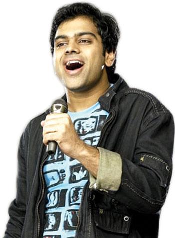 Sreeramchandra Mynampati from Hyderabad emerged as the triumphant winner of Indian Idol 5