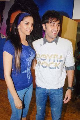 Ranbir still part of Deepika's life