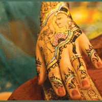 MyShadi Bridal expo South Florida Mehndi Competition
