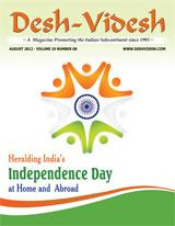 Desh Videsh August 2012- Cover Story