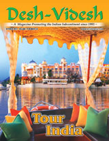Desh Videsh October 2012 - Cover Story