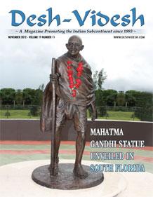 Desh Videsh November 2012 - Cover Story