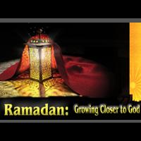 Ramadan Growing Closer To God