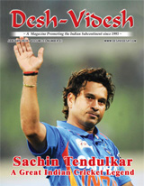 Desh Videsh January 2014 - Cover Story