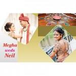 Megha weds Neil