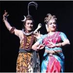 Hema Malini as Durga - A Review By Anita Rao