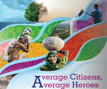 Average Citizens, Average Heroes