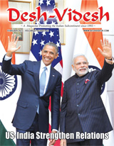 Desh Videsh 2202 - US-India Strengthen Relations 2015