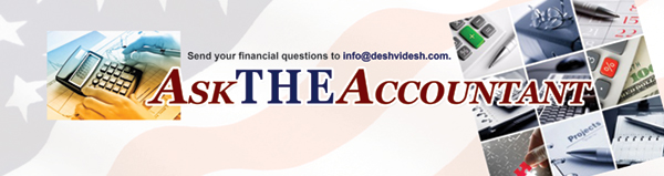 Ask the Accountant