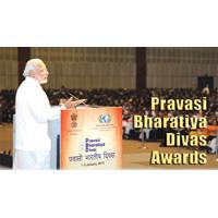 2015 Pravasi Bharatiya Diwas Awards