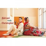 Shivani weds Christopher