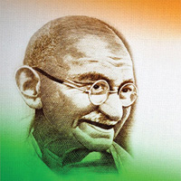 Gandhi's Insptirational Message to Today's Youth -By Annmarie Varghese