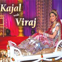 Kajal weds Viraj
