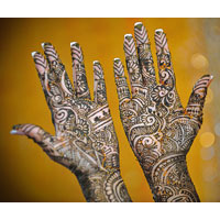 The Signficance of Mehndi in Indain Marriages