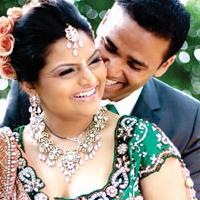 Priyesh weds Nikisha