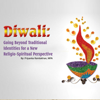 Diwali Going Beyond Traditional Identities for a New Religio-Spiritual Perspective