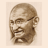 Gandhiji's Words and Actions areAlive on Campuses Even Today