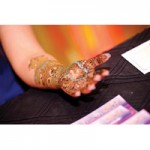 2014 Atlanta MyShadi Bridal Expo Mehndi Competition by Rina Shah, The Arpan Group