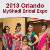 2013 Orlando MyShadi Bridal Expo