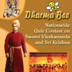 Dharma Bee-Nationwide Quiz Contest On Swami Vivekananda And Sri Krishna