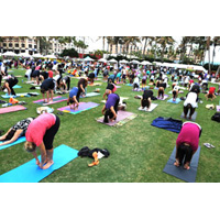6th Annual Yoga Day Planned in West Palm Beach