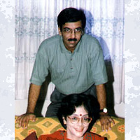 C.P. Viswanath and Shobha Viswanath