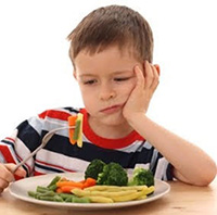 Types of Eating Problems in Children