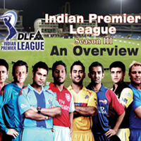 Indian Premier League season III - an Overview