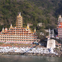 Rishikesh The way to the divine