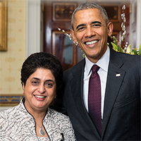 Revathi Balakrishnan Inspires Future Indian American Teachers