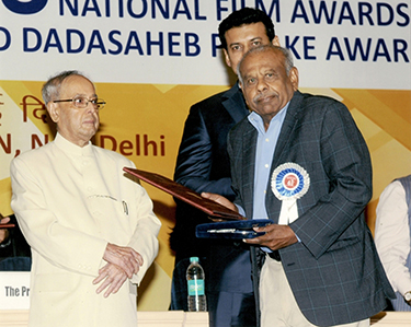 Tampa Resident Earns 63rd Indian National Film Award