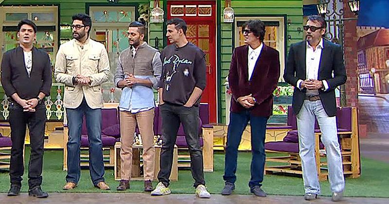 Akshay Kumar Steals Watch