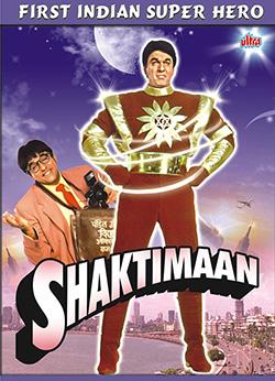 Shaktimaan Back on Screens