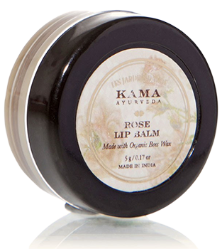 KAMA_ROSE LIP BALM
