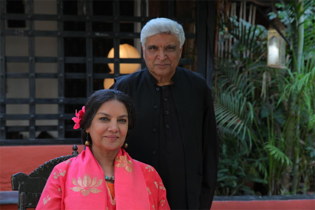 Poet Lyricist And Screenwriter Javed Akhtar